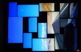 Scatter Video Wall