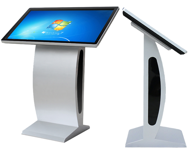 Touchscreen Kiosk