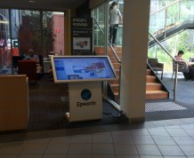 Epworth Hospital Information Kiosk