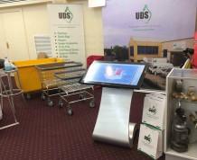 UDS Australia information kiosk
