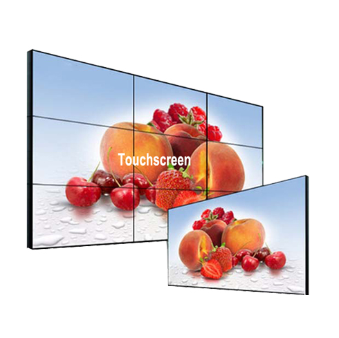 video wall touchscreen